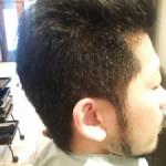 【メンズスタイル】夏はさっぱり極短刈り上げヘア【ヘアカット】