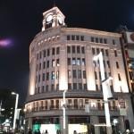 【岩田散歩】夜の銀座~築地をぶらり思い出にふける旅【美容師】