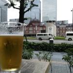 【岩田散歩】皇居東御苑コース!昼間からビールいただきます