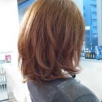 【ヘアカラー】髪色から夏を取り入れよう!オレンジ系ヘアカラー