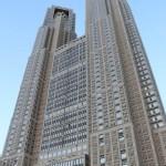 【岩田散歩】東京都庁展望台で夕日バックに東京タワーを撮る