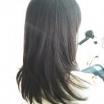 【ヘアカラー】就職・就活中の人におすすめの自然な黒染めヘア