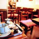 【中野グルメ】和モダンな雰囲気のレトロ喫茶店「くれない茶房」で息抜き