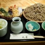 【中野グルメ】店主こだわりの手打ち麺 美味い蕎麦屋さん「丸屋」