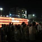 【中野】おいしい屋台が盛りだくさん!第二回中野駅前盆踊り【グルメ】