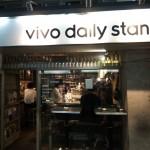 【グルメ】一人でも気軽に行けるワインバル「vivo daily stand」