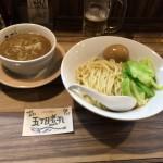 【中野グルメ】こだわりの煮干しベースの濃厚スープ「五丁目煮干し」