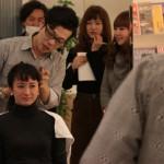 【勉強】中野の美容師技術交流会アップヘアについて【美容室】
