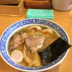 【中野グルメ】スープが旨い!知る人ぞ知る中野の有名ラーメン店「青葉」