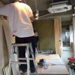 【美容室】new openの「siro」の内装工事をお手伝い【美容師】