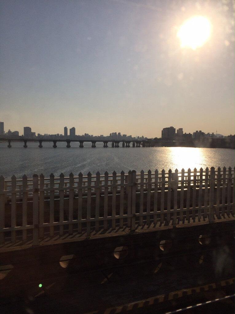 韓国 漢江