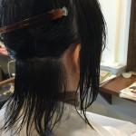 【ヘアカット】ボリュームが出にくい髪質の人におススメのヘアー
