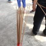 【岩田旅行記】台湾旅行 台湾の清明節を体験で異国の文化に触れる