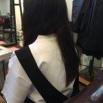 【ヘアカット】ロングヘアからばっさりイメチェン!黒髪ボブスタイル
