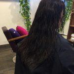 【ヘアカット】くせ毛をいかしたスタイルでばっさりショートヘア