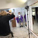 【中野coma】で撮影 〜今回は伊藤さんのメイクしました!〜