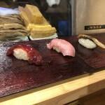 【中野グルメ】立ち食い寿司に行ってきた話
