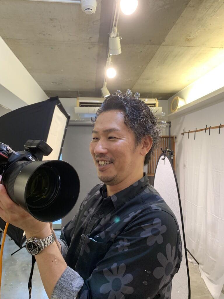 カメラマン 坂本ひろし
