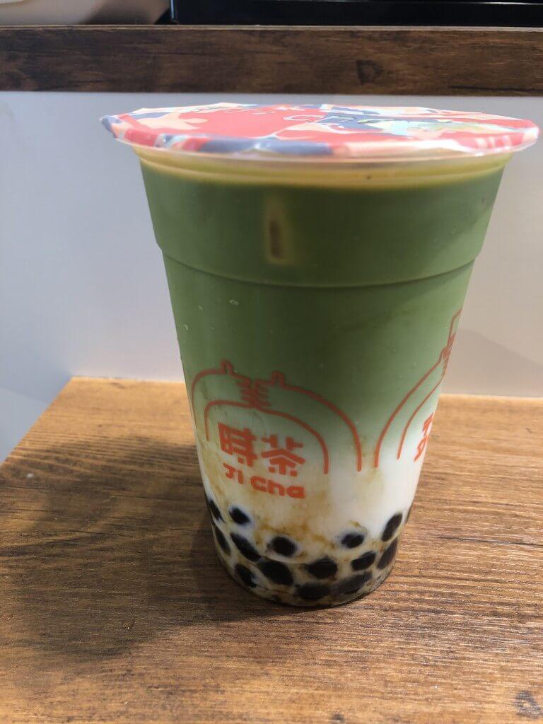 タピオカティー 中野時茶