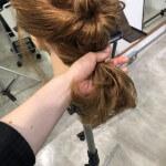 浴衣ヘアアレンジ髪が長い人|量が多い人のアレンジ【comaヘアアレンジ】