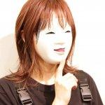 レッドブラウンのマッシュレイヤー【comaヘアカラー】【comaカット】