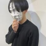 men's直毛さんにおすすめスタイル【comaカット】