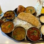 南インドの定食を食べに行った【中央線グルメ】