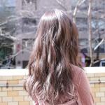 春カラーブリーチなしおすすめ【coma hair color】
